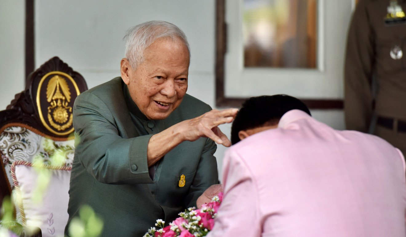 Privy Councillor Prem Tinsulanonda. Photo: AFP