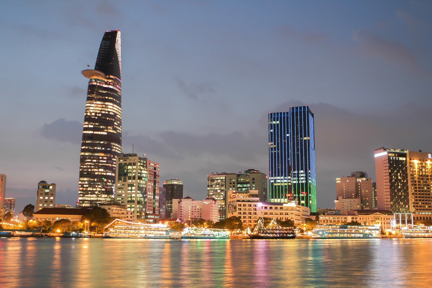 Vietnam's luxury property market draws well-heeled domestic buyers and foreign investors