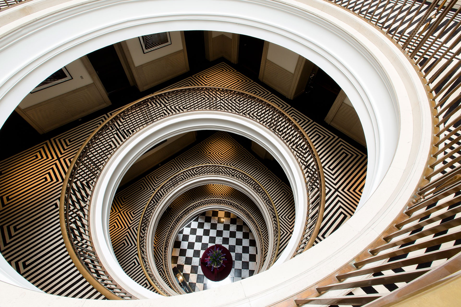 Why design lovers should visit The Edinburgh Grand, where bankers once sealed deals