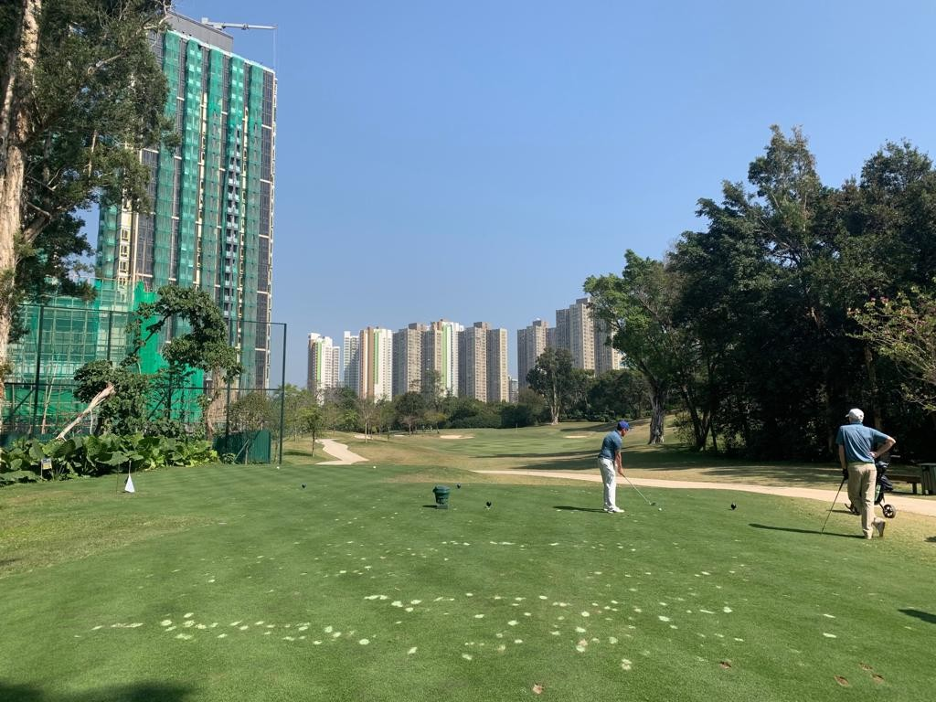 'Shame on you – Hong Kong is not a world city': golfers furious over course being lost to housing