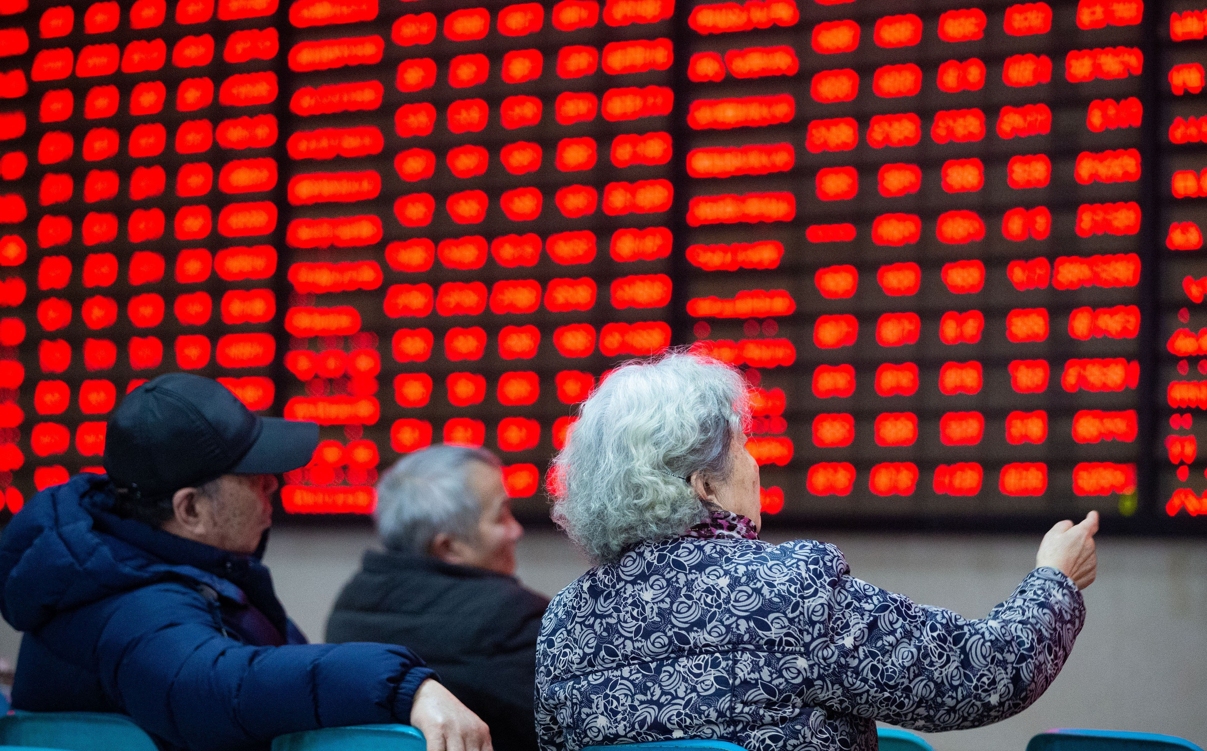 China's stocks take just 32 days to enter bull market as