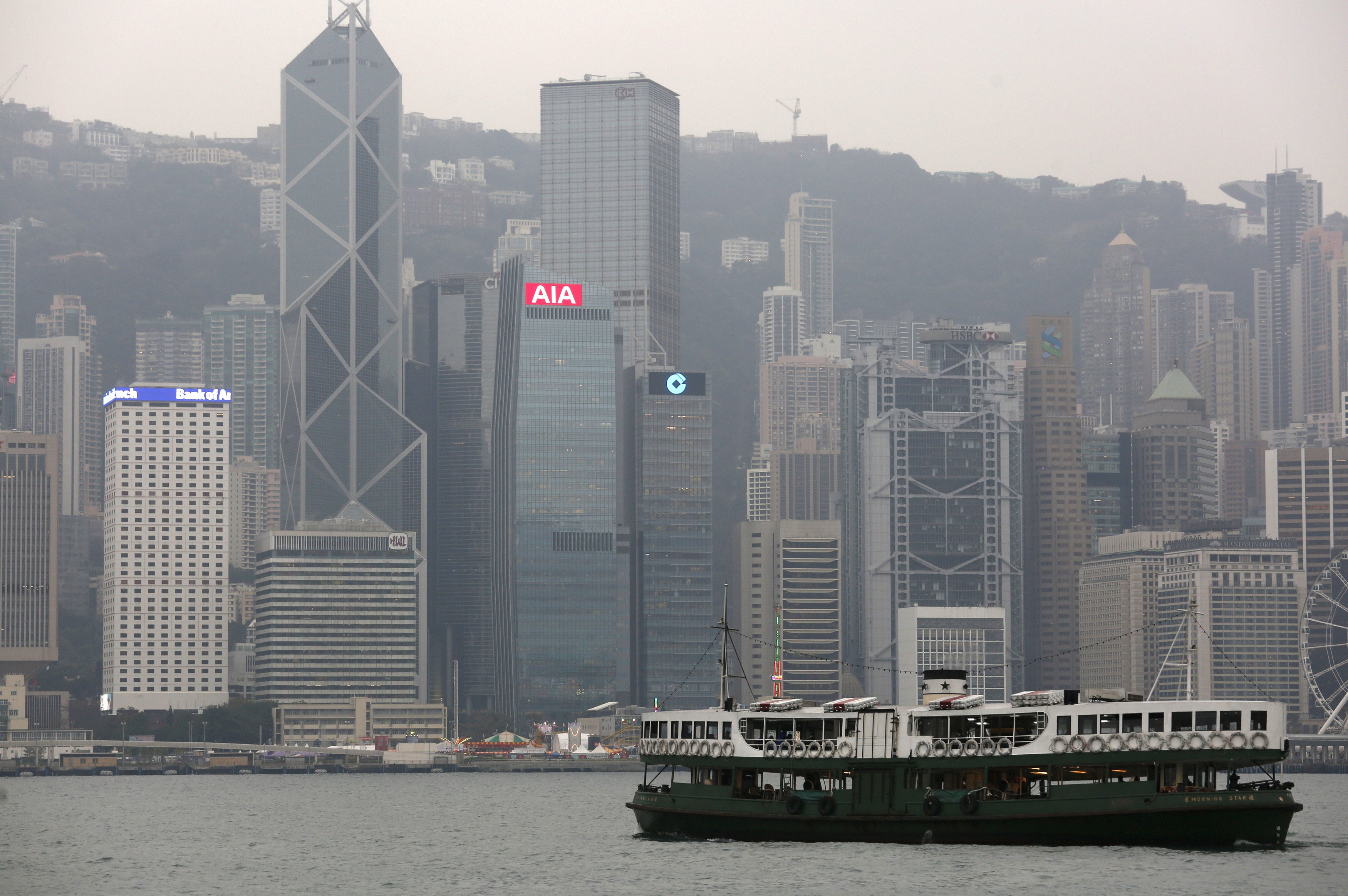 More than half of Hongkongers don't trust their banks