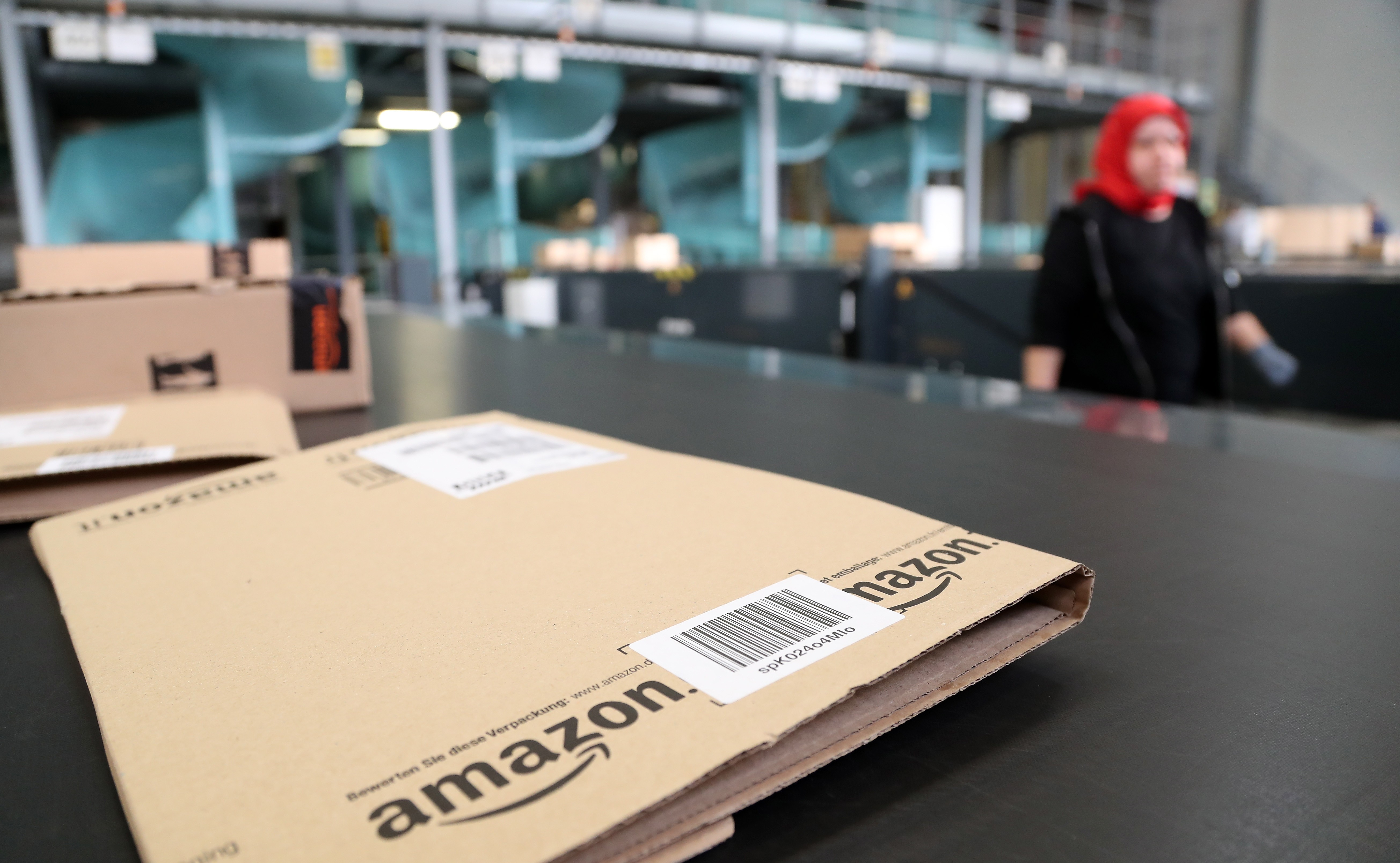 It is still too early to write off Amazon in China's e