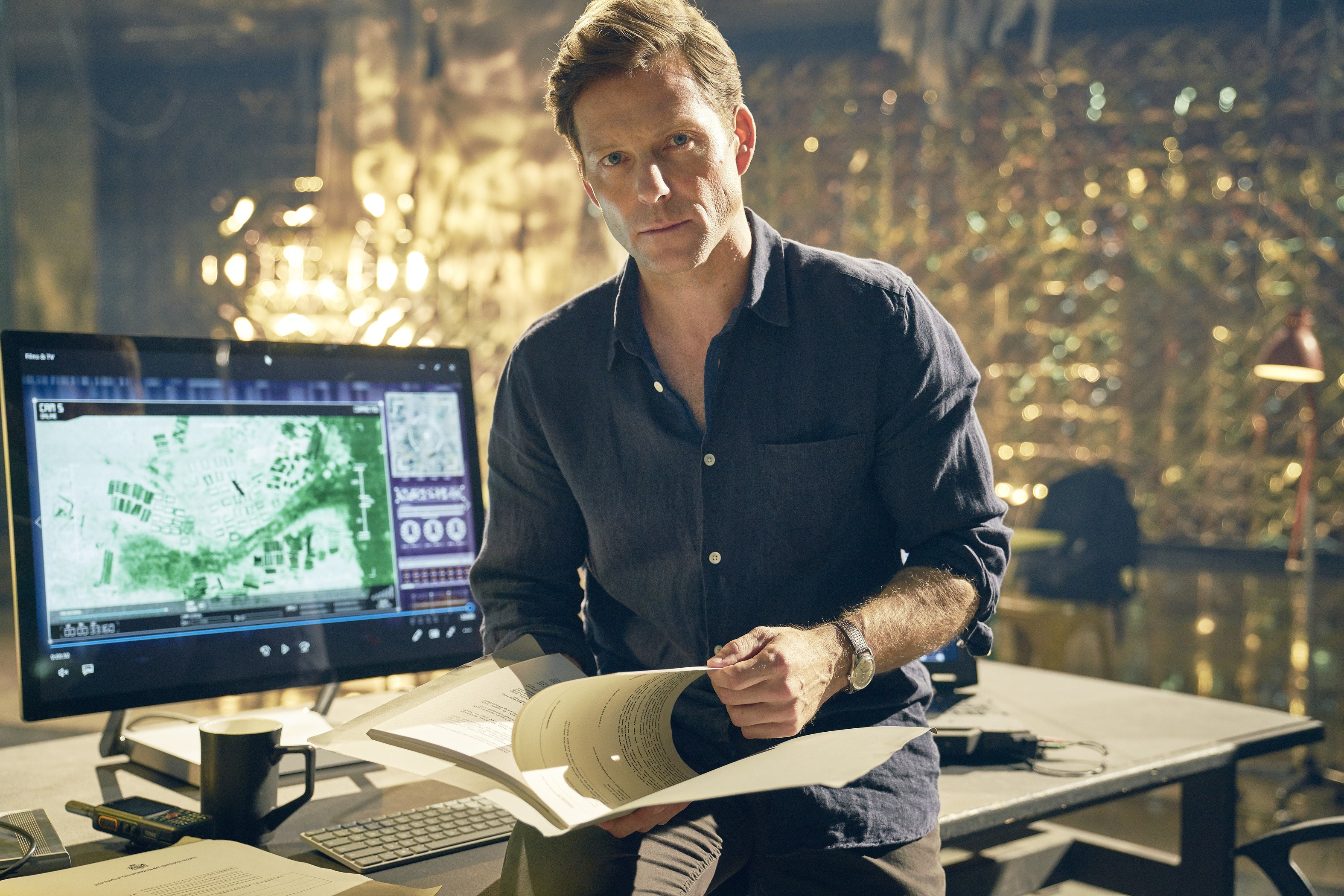 Star Of Hbo S Strike Back Jamie Bamber On The Challenges And