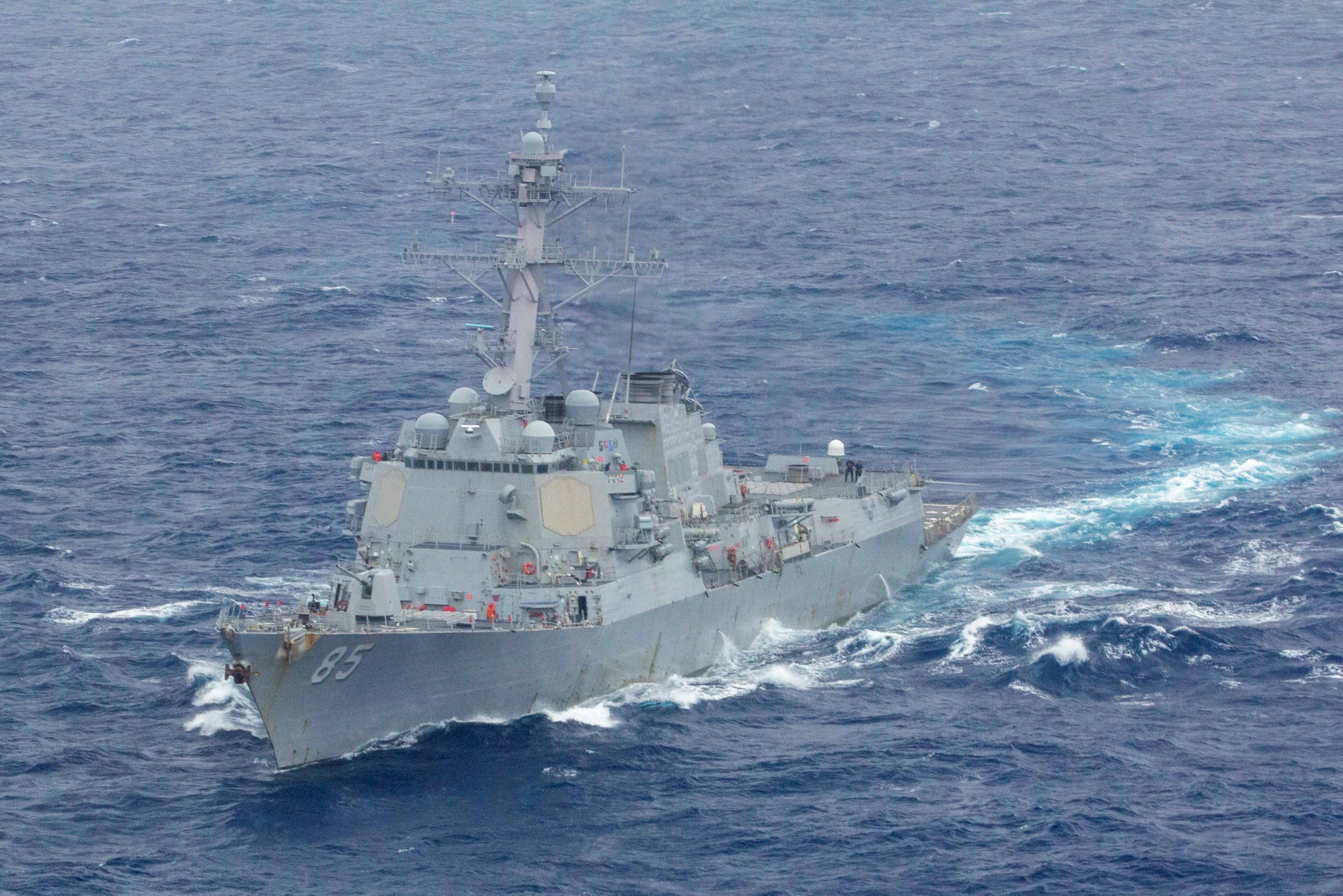 b1a3d8343f8 Why US Navy s South China Sea operations tighten squeeze on Southeast Asian  nations caught between Washington and Beijing