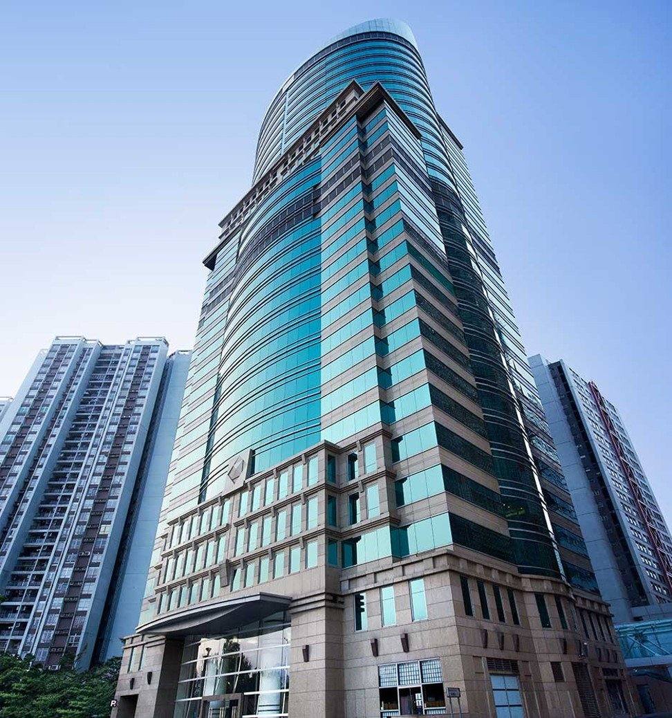 Berkshire House in Quarry Bay, Hong Kong, where the immigration and consular sections of Canada's Consulate-General are housed. Photo: Swire Properties