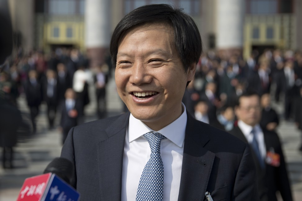 Xiaomi founder Lei Jun earned almost as much as the company