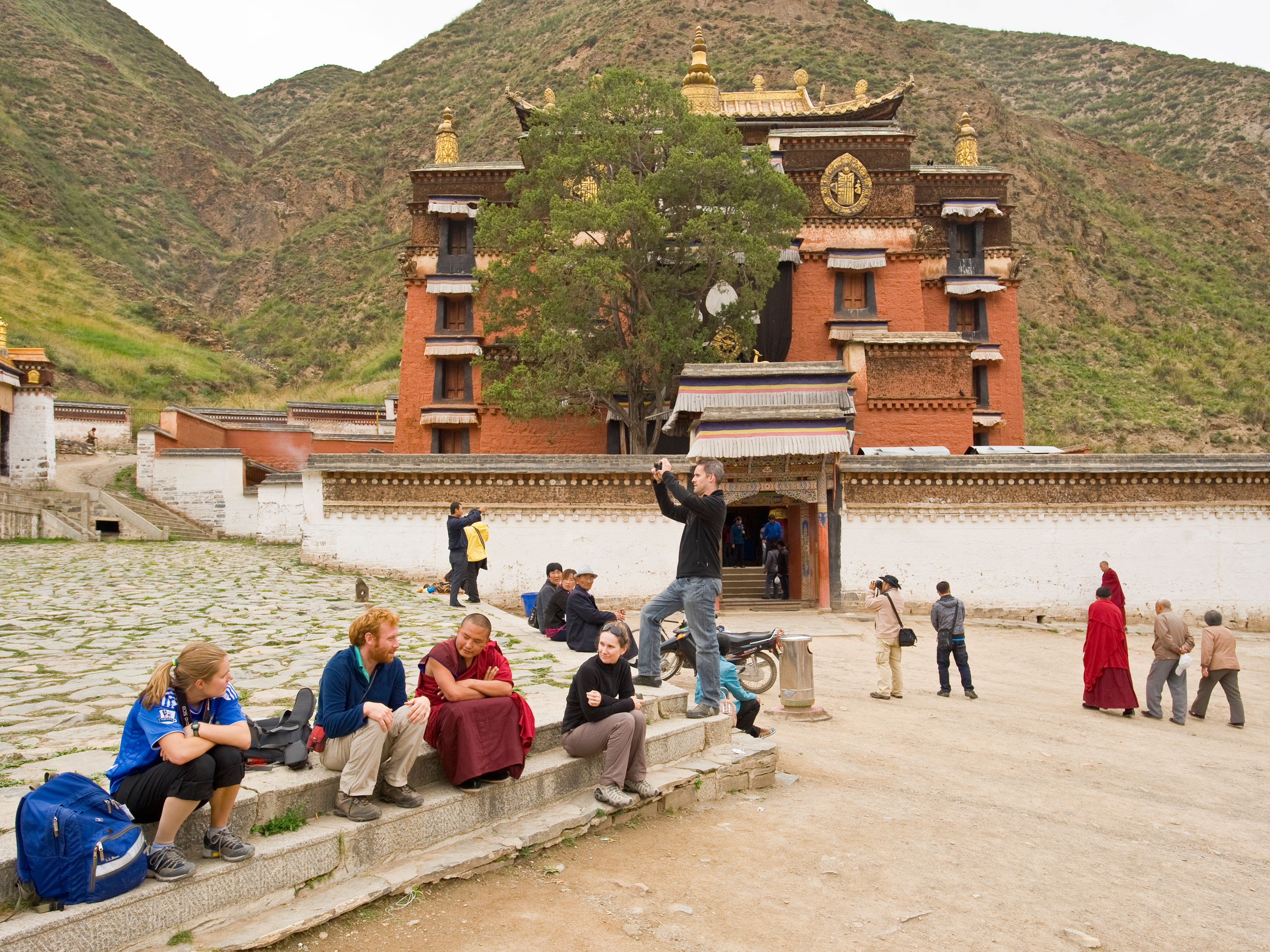 China says Tibet access is restricted because some foreigners get altitude sickness
