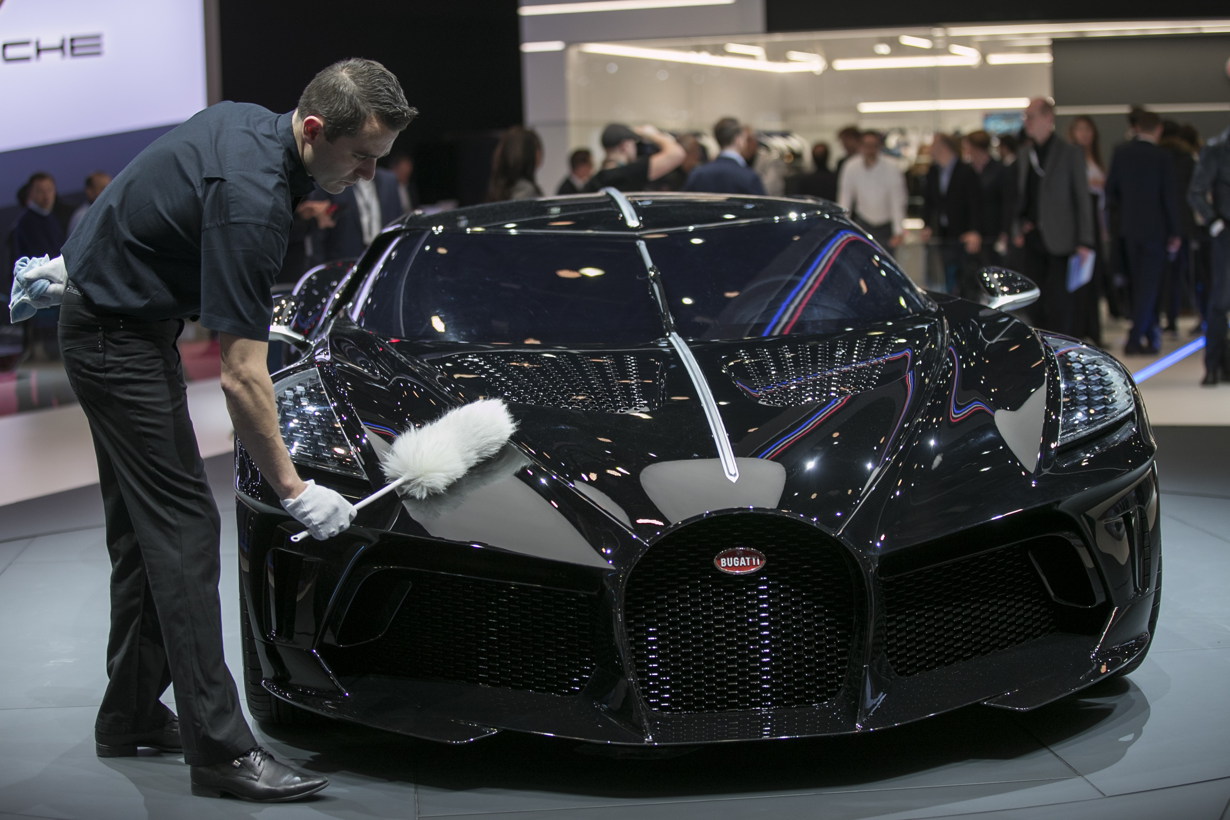 Batmobile Like Bugatti Most Expensive New Car Ever Made Snapped Up By Mystery Buyer For Us 12 5 Million South China Morning Post