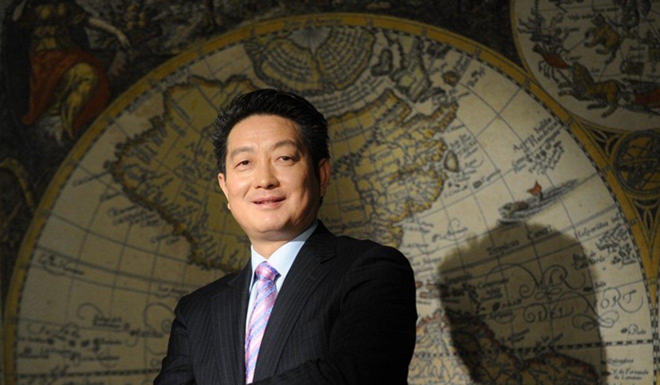 Yang Wenlong. Photo: iyiou.com