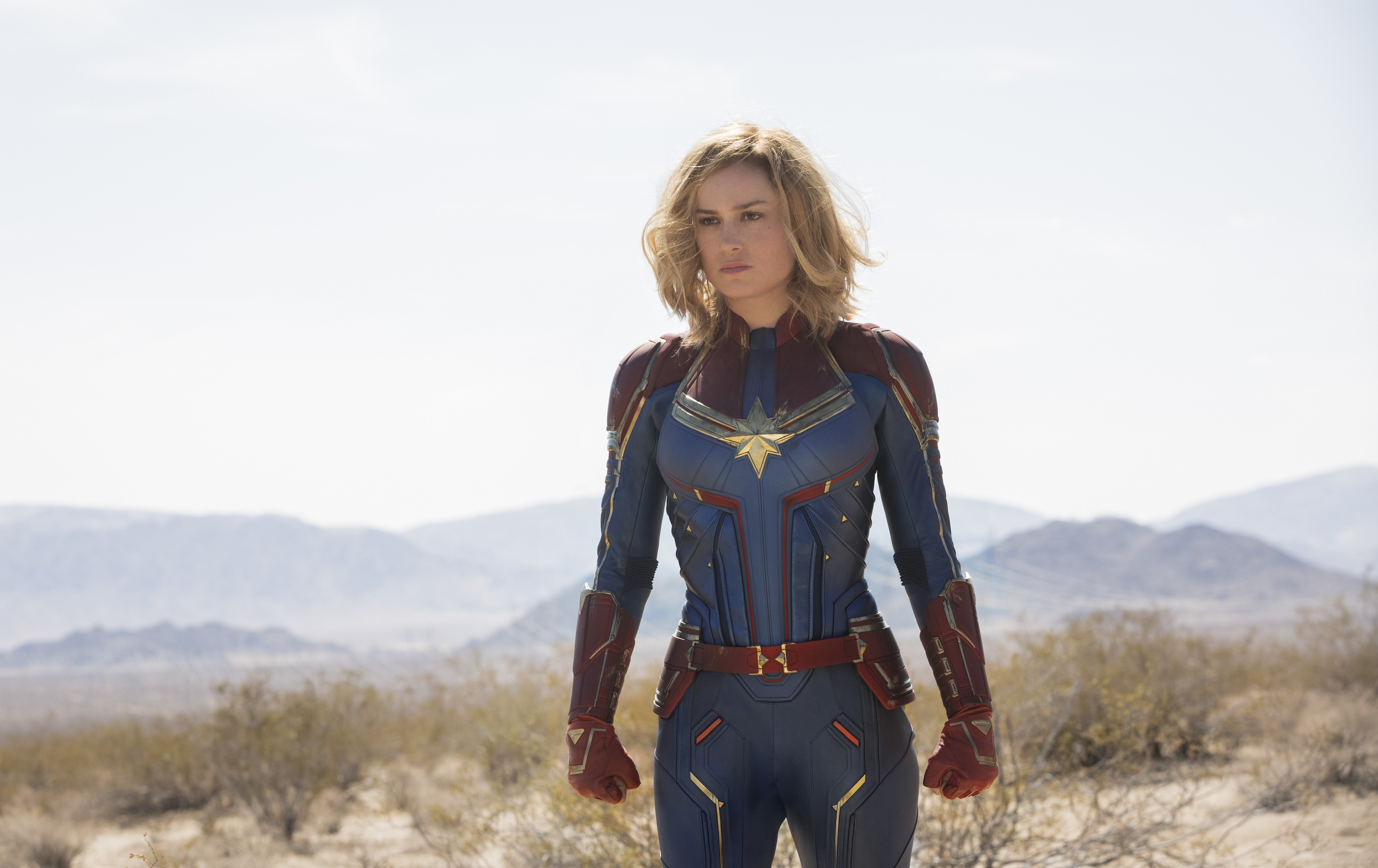 dd5fa98b3c69 5 reasons why  Captain Marvel  will beat  Wonder Woman  at the box office