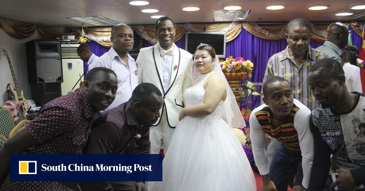 Why do nigerian men marry american women