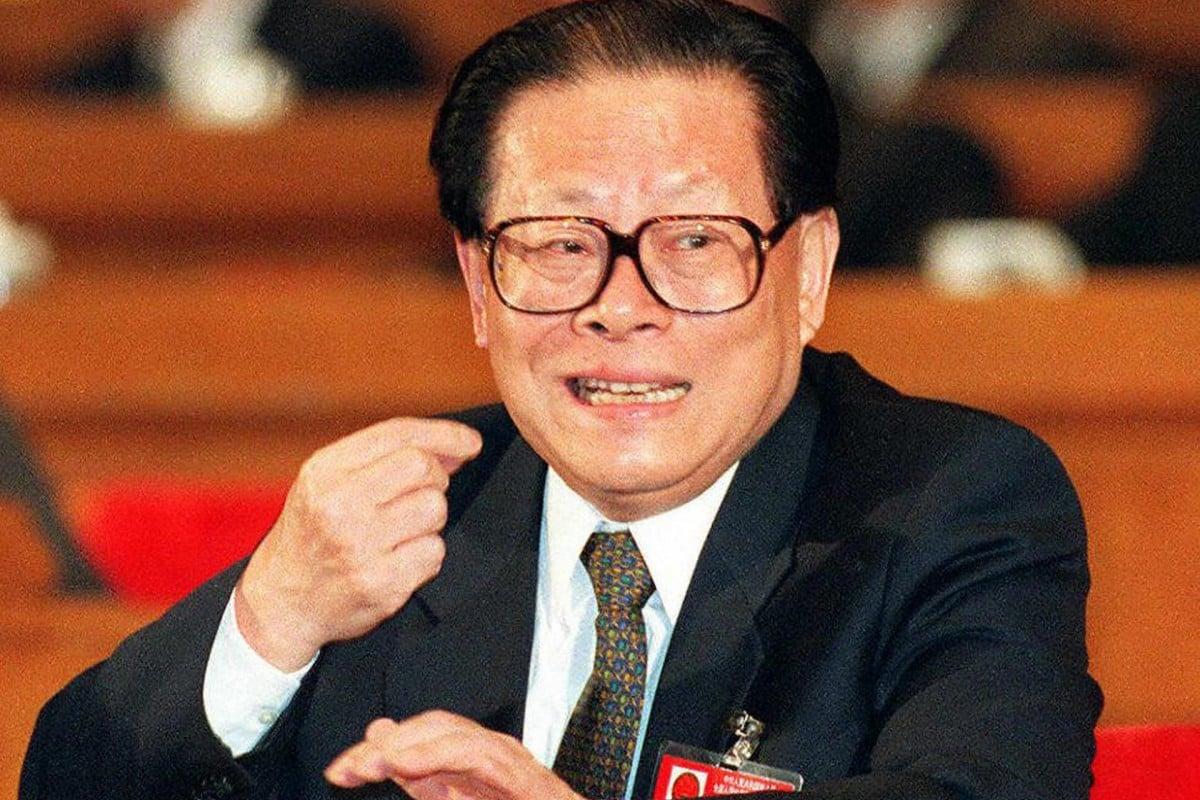 Ex-president Jiang Zemin's media blitz flaunts clout in power