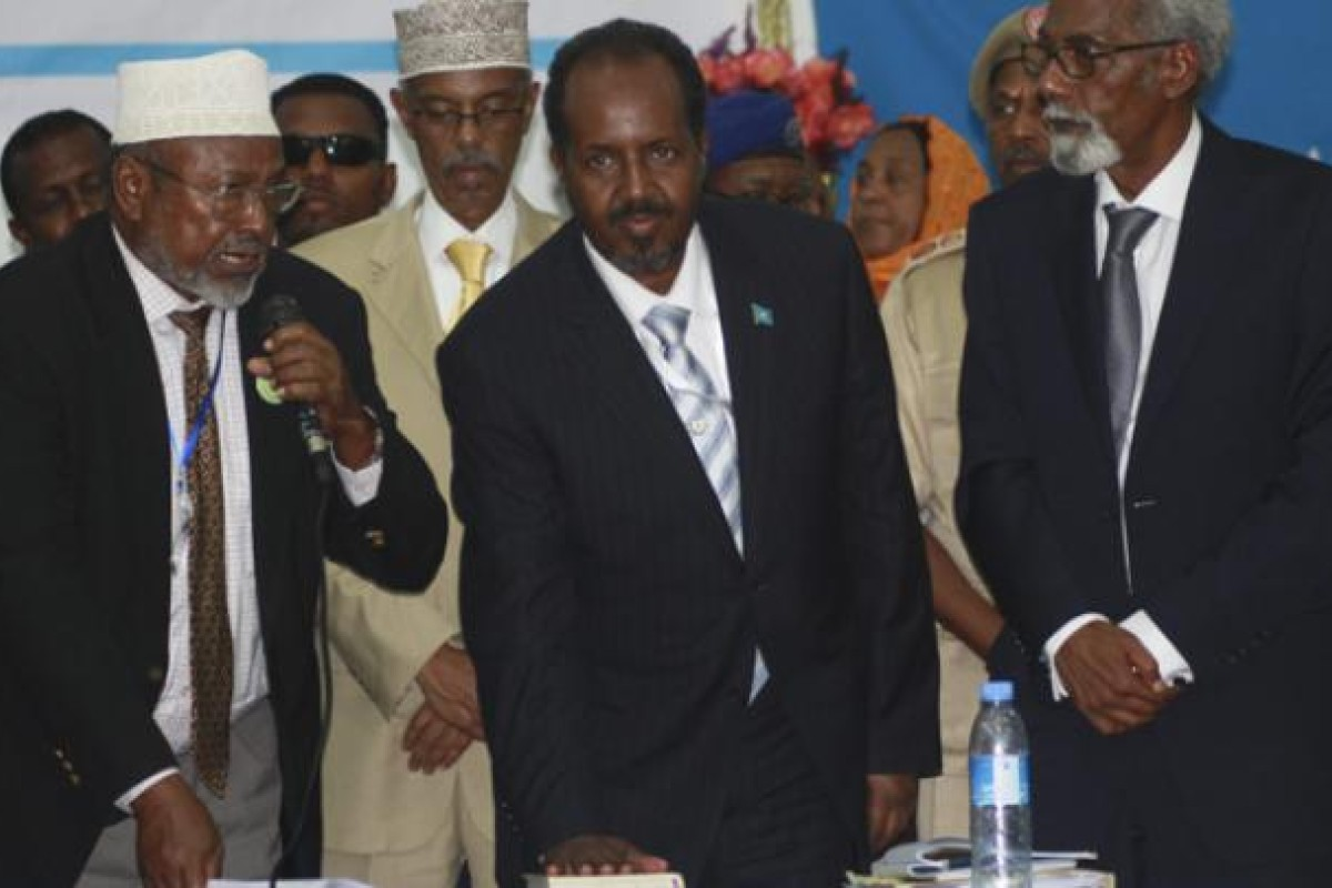 Somali president, Kenyan FM escape bomb attack | South China Morning