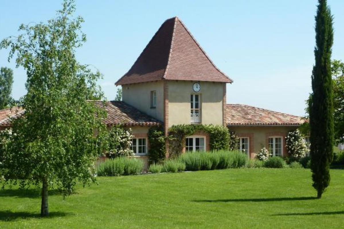 Le Beffroi With Guesthouse Located In The Serene Countryside Of France