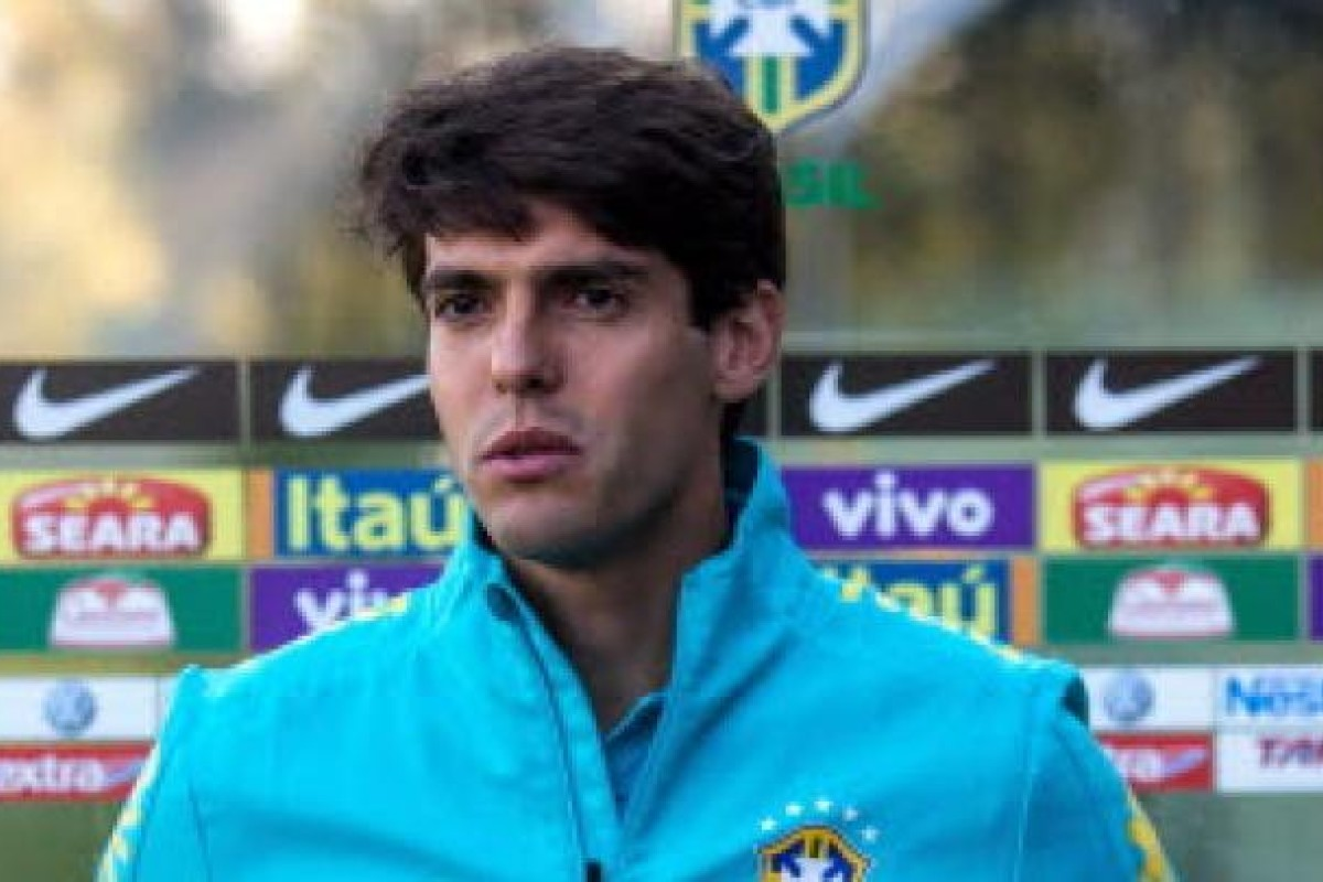 77518e65a Brazilian national soccer team player Kaka. Photo  EPA