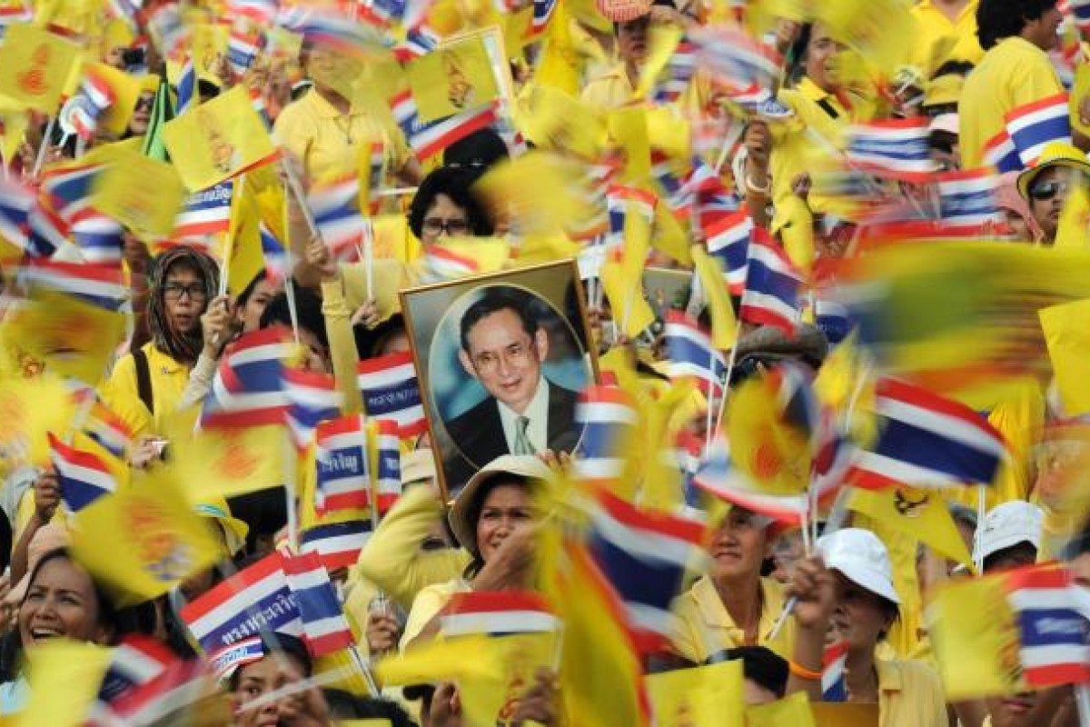 Thai king to leave hospital after four years   South China Morning Post