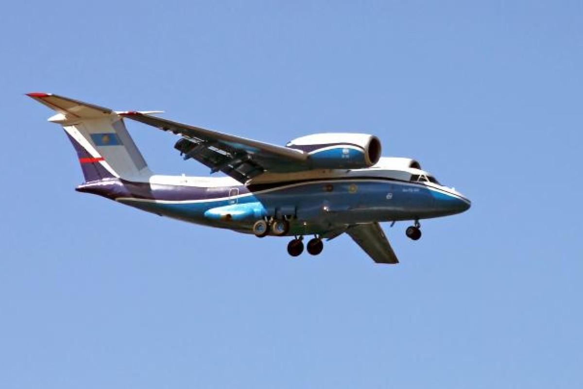 Kazakhstan military plane crash kills all 27 on board