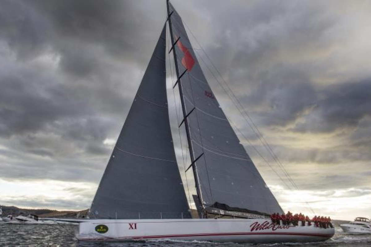 Wild Oats XI wins Sydney-to-Hobart yacht race in record time