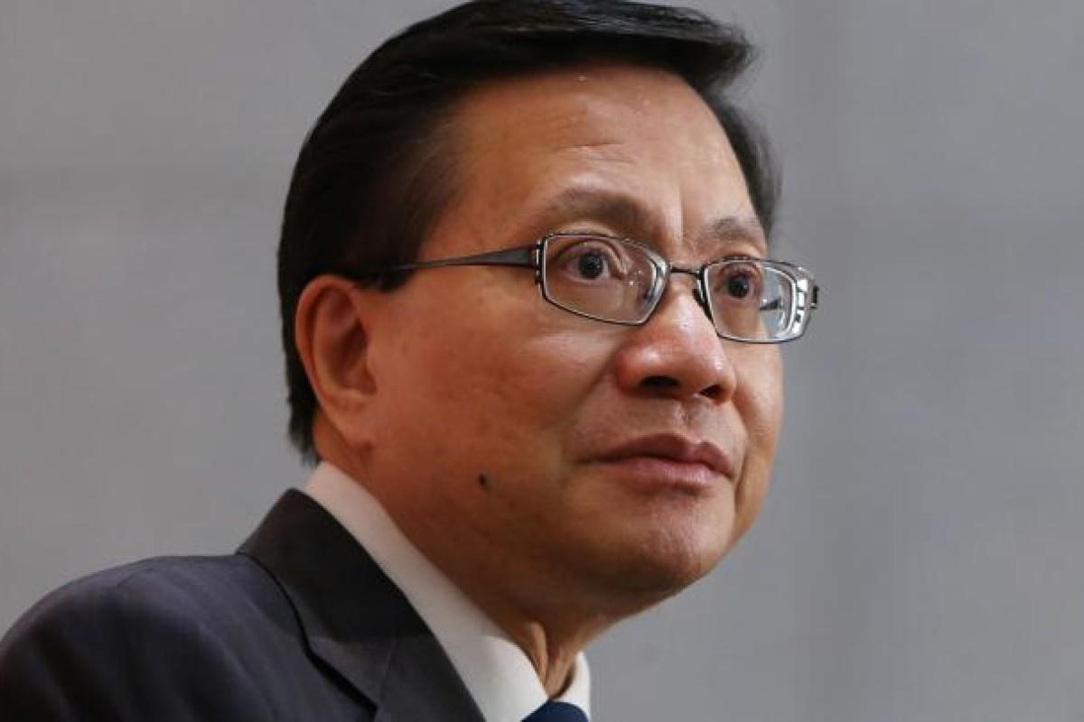 a3b09a09cb98 Secretary for Transport and Housing Anthony Cheung Bing-leung. Photo: Sam  Tsang