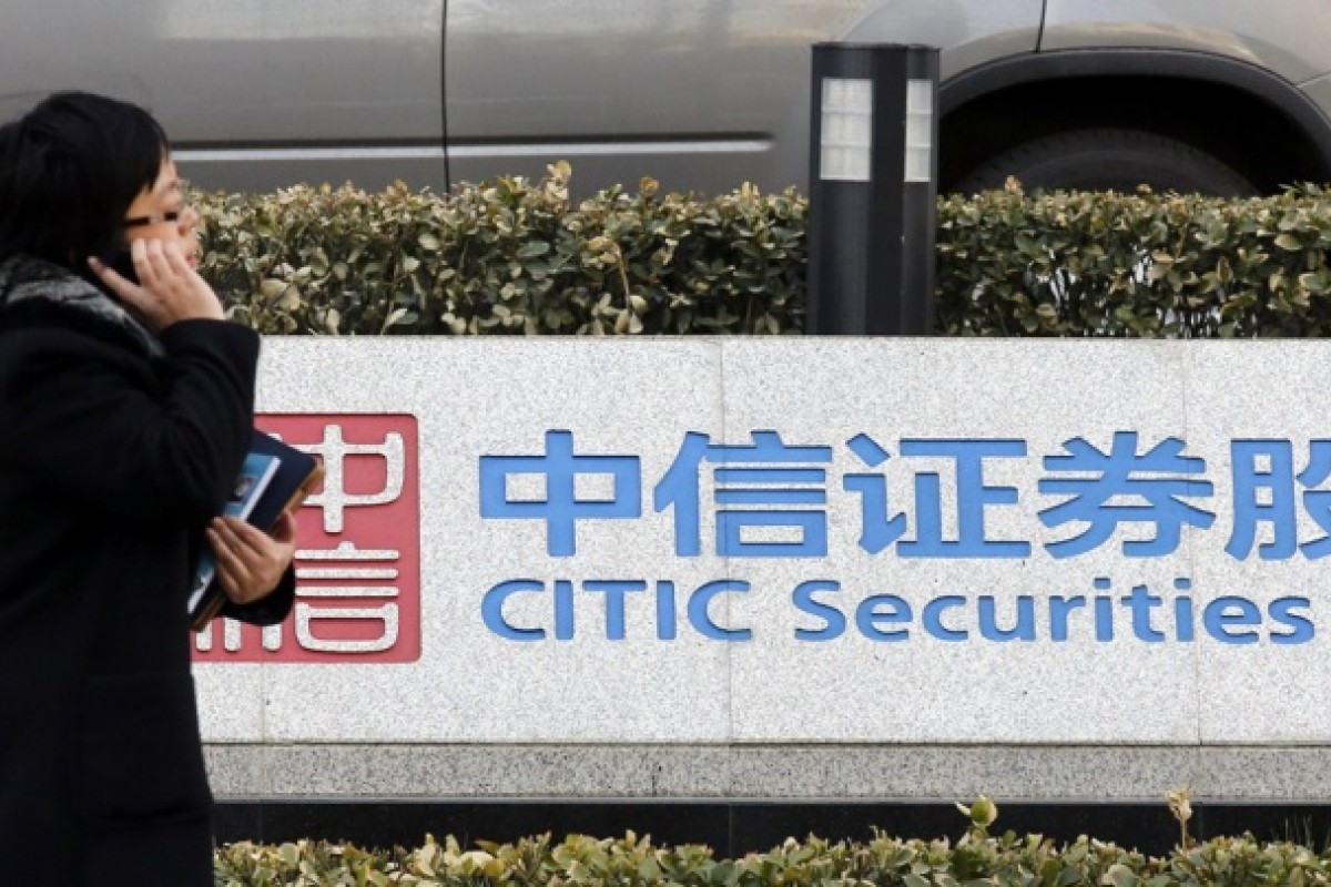 Chinese broker lifts stake in asset firm | South China Morning Post