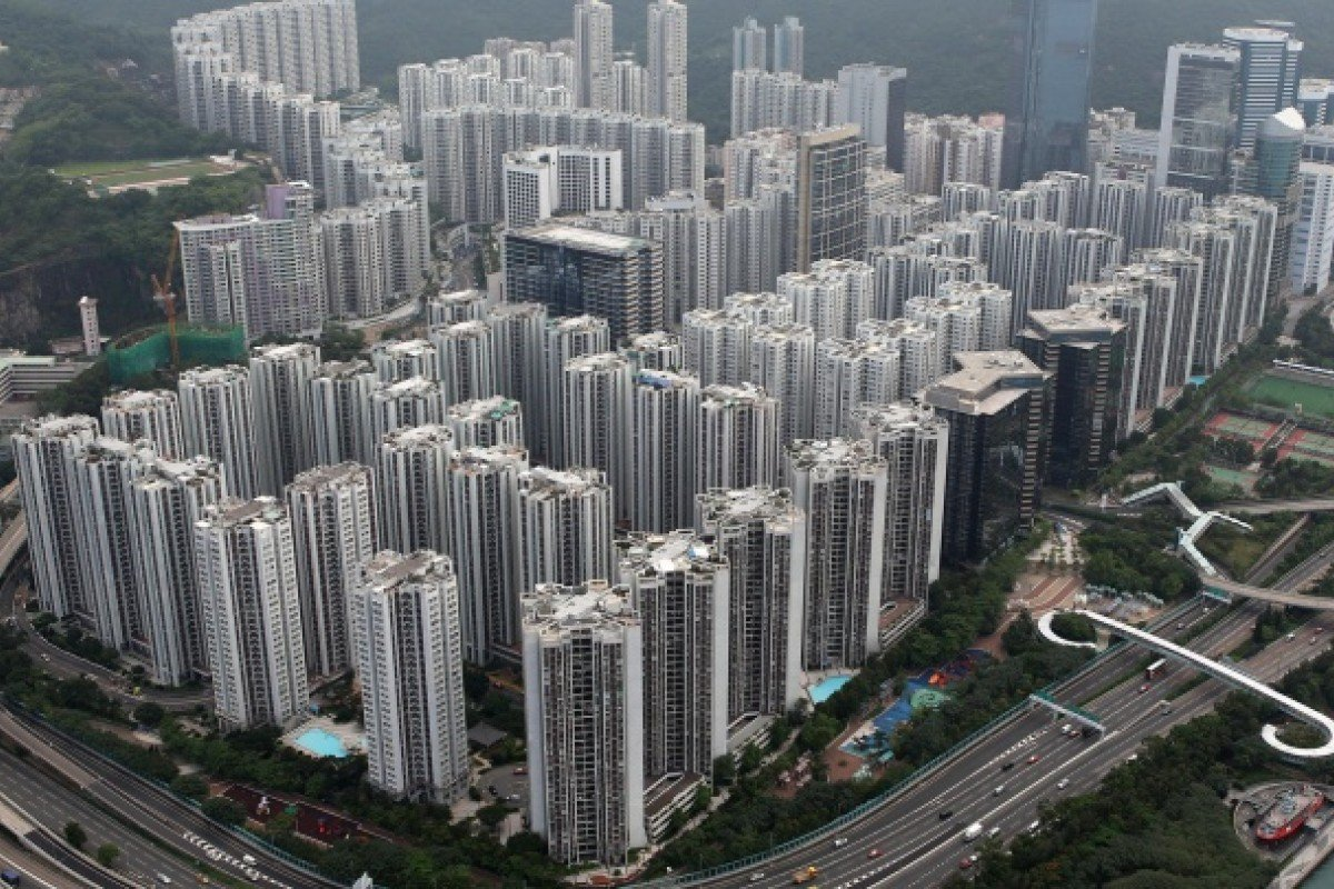 Sales Of Second Hand Flats In Hong Kong Decline South China