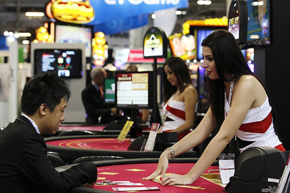 Macau gambling revenue up 13.5pc from Labour Day boost   South China Morning Post