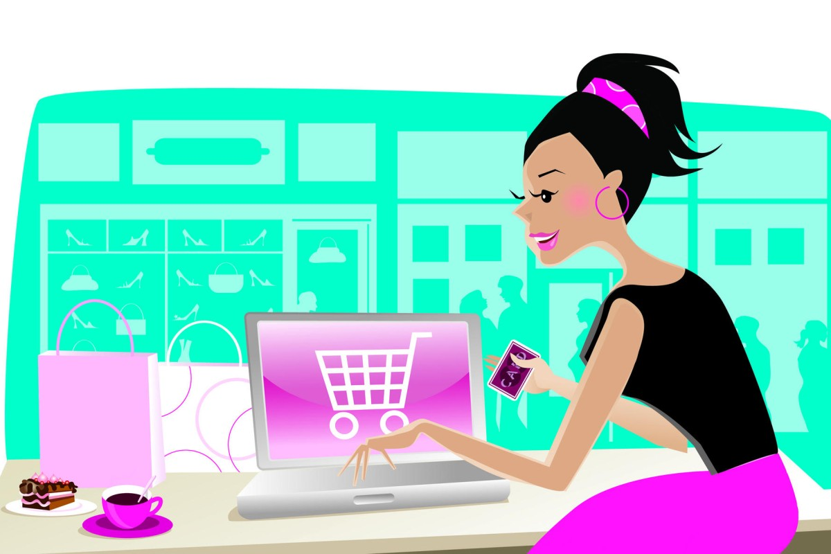 fd99256430c6 A MasterCard survey last year found that Chinese internet users shop online  the most.