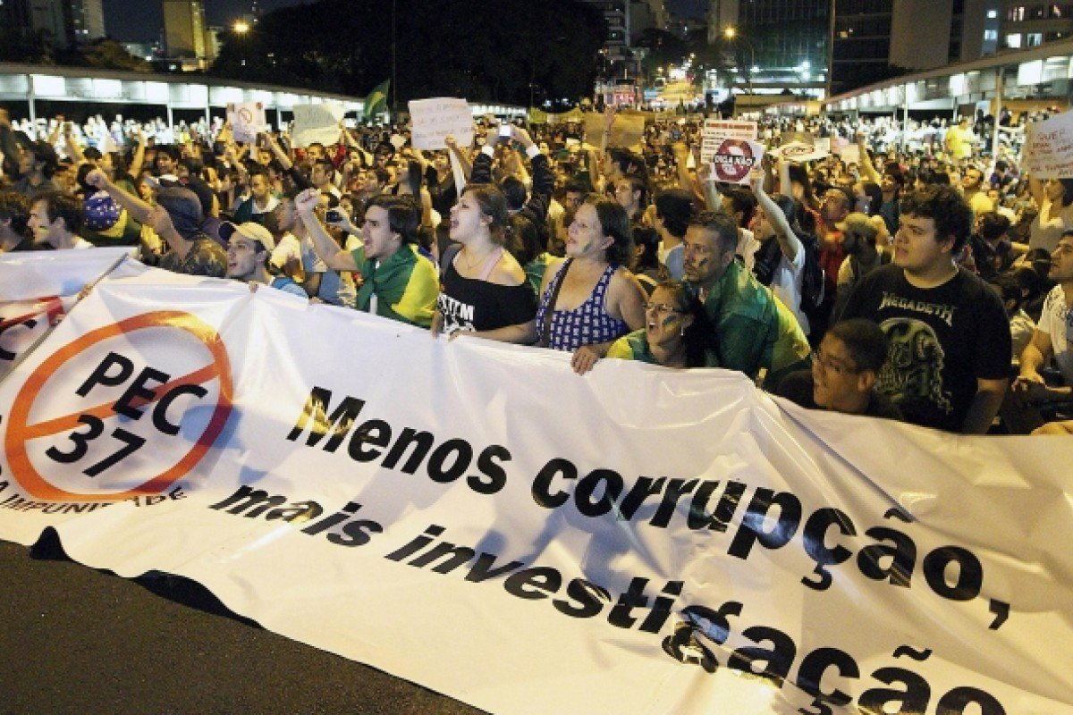 Rising economic stress behind protests in Brazil and Turkey