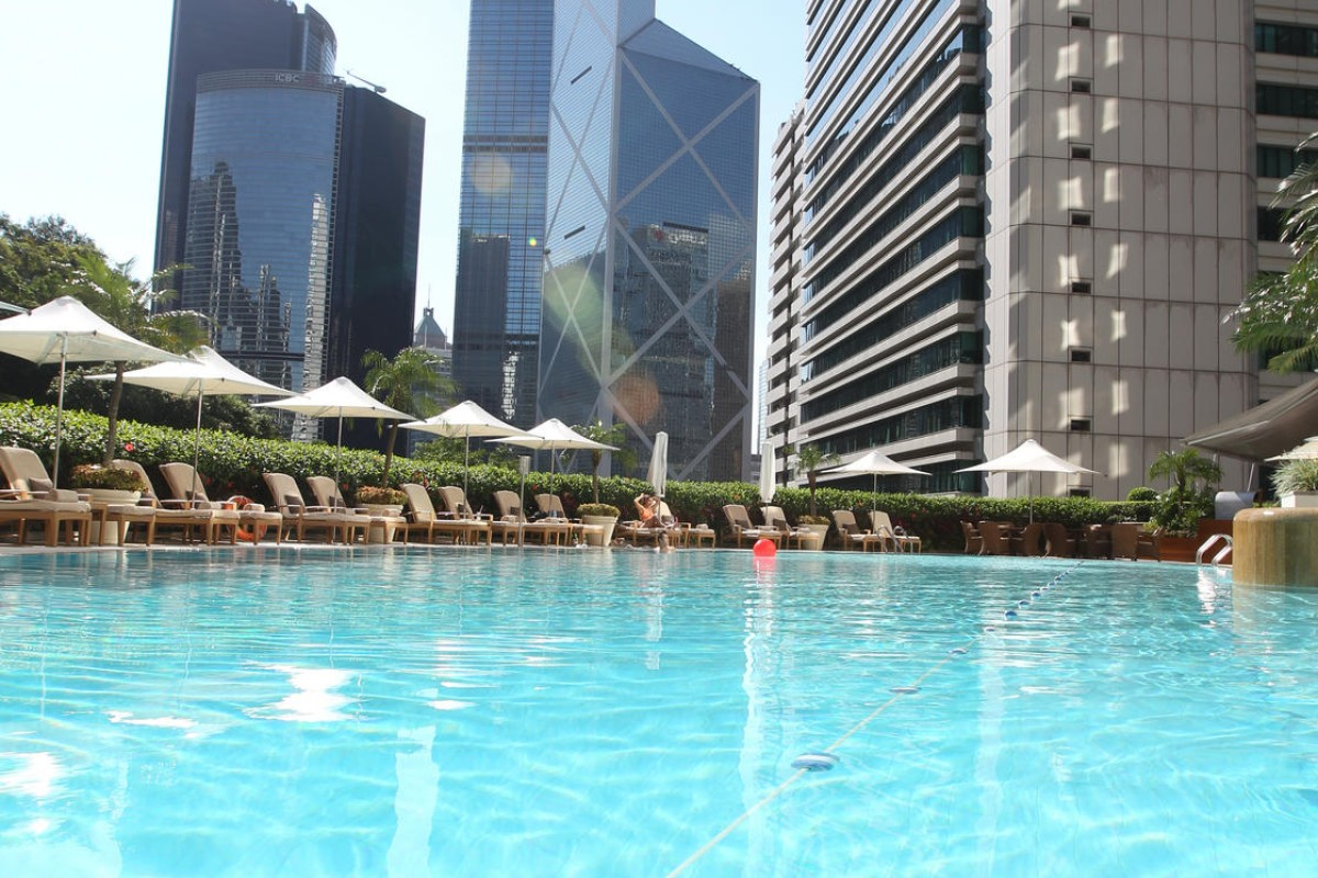 Hong Kong hotel health clubs an inexpensive swimming option ...