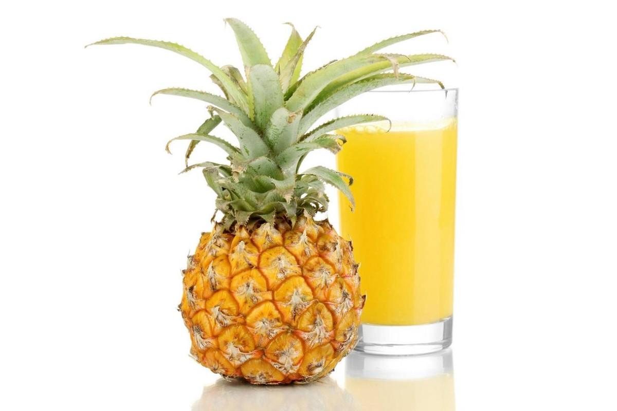 Pineapple juice sex