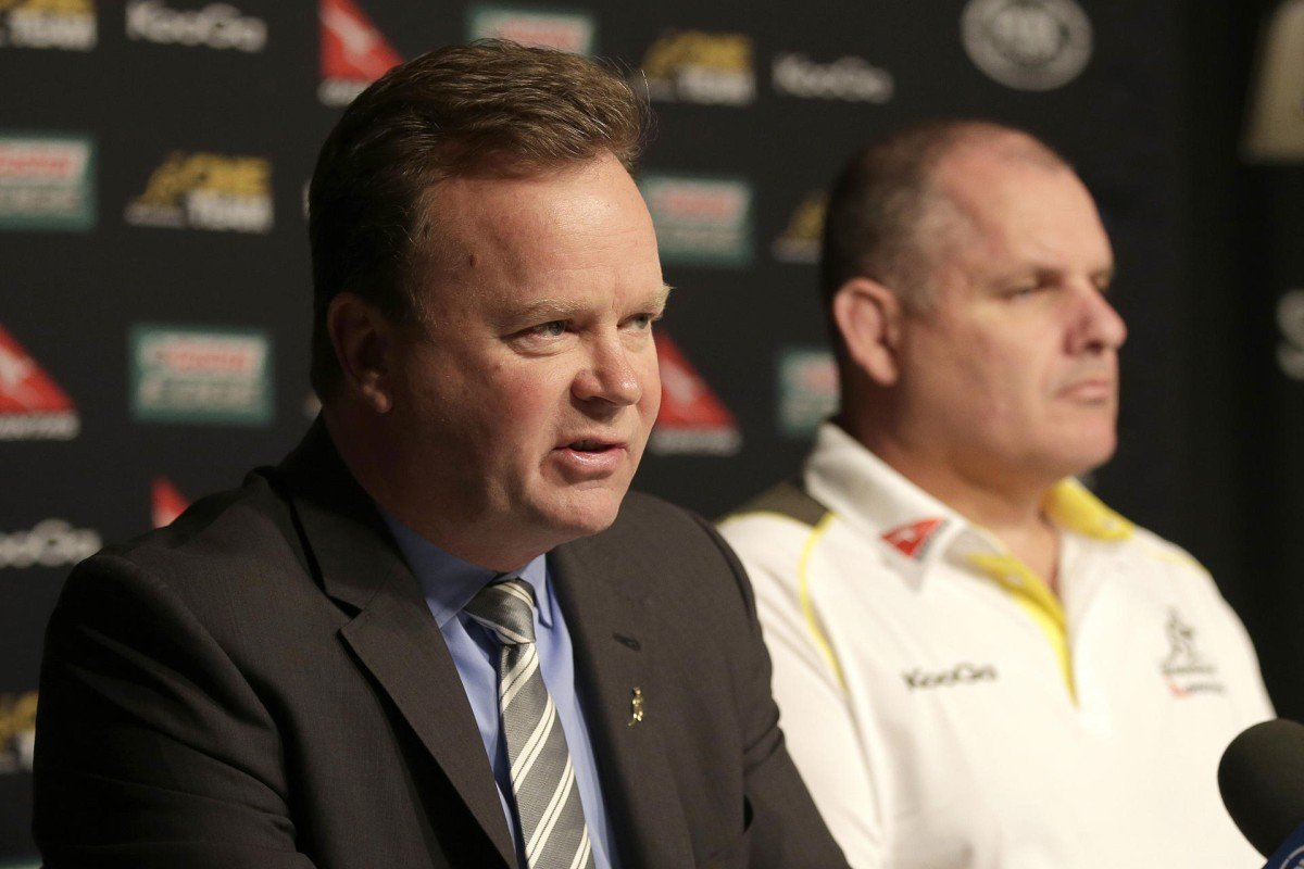 Wallabies Chief Pulver Sets Realistic Expectations For Success South China Morning Post