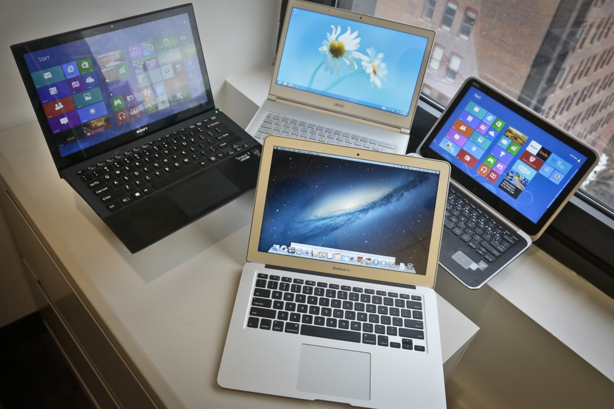 5101b8cca2fa New laptops' batteries have more stamina thanks to new family of Intel  chips. Photo