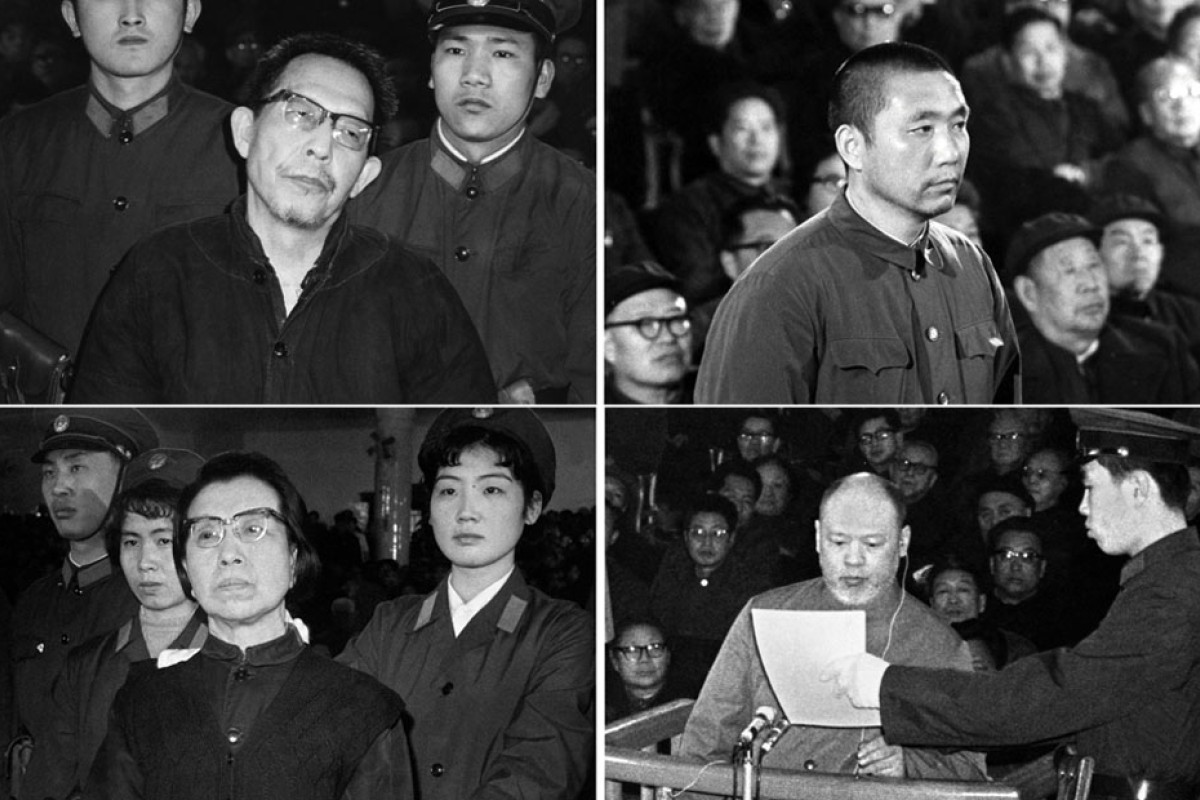 Little progress in rule of law since Gang of Four trial | South China  Morning Post