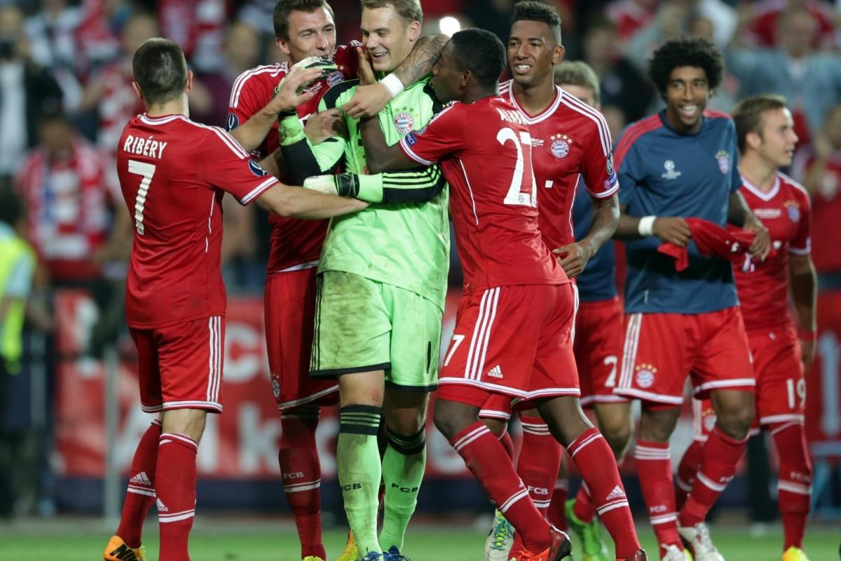 Bayern Beats Chelsea To Win Uefa Super Cup South China Morning Post