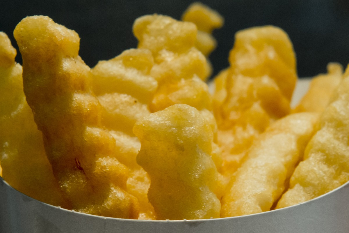 Burger King debuts lower-fat french fries | South China