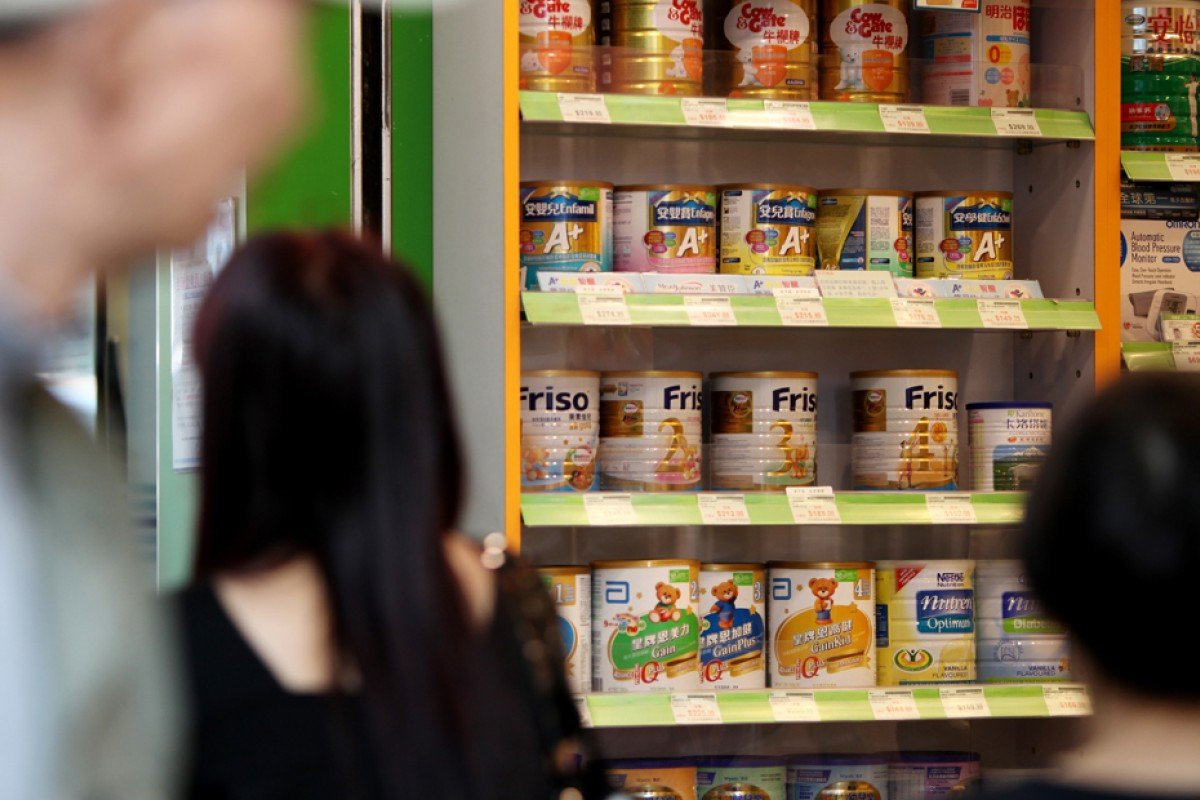 4f3b77352 Stocks of infant formula low ahead of National Day holiday rush ...