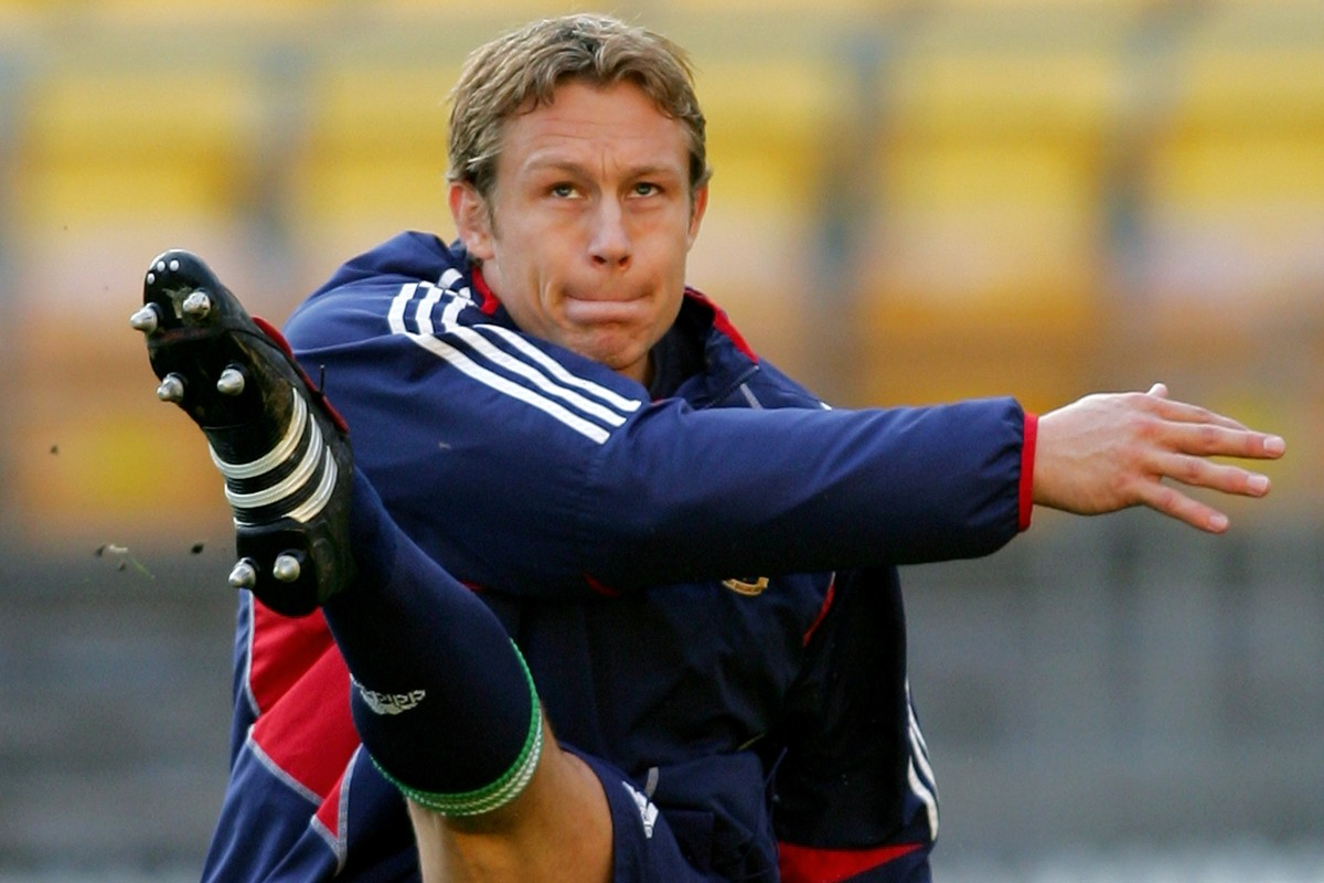 f42c7e550 Jonny Wilkinson played a key role in England winning the rugby World Cup in  2003.