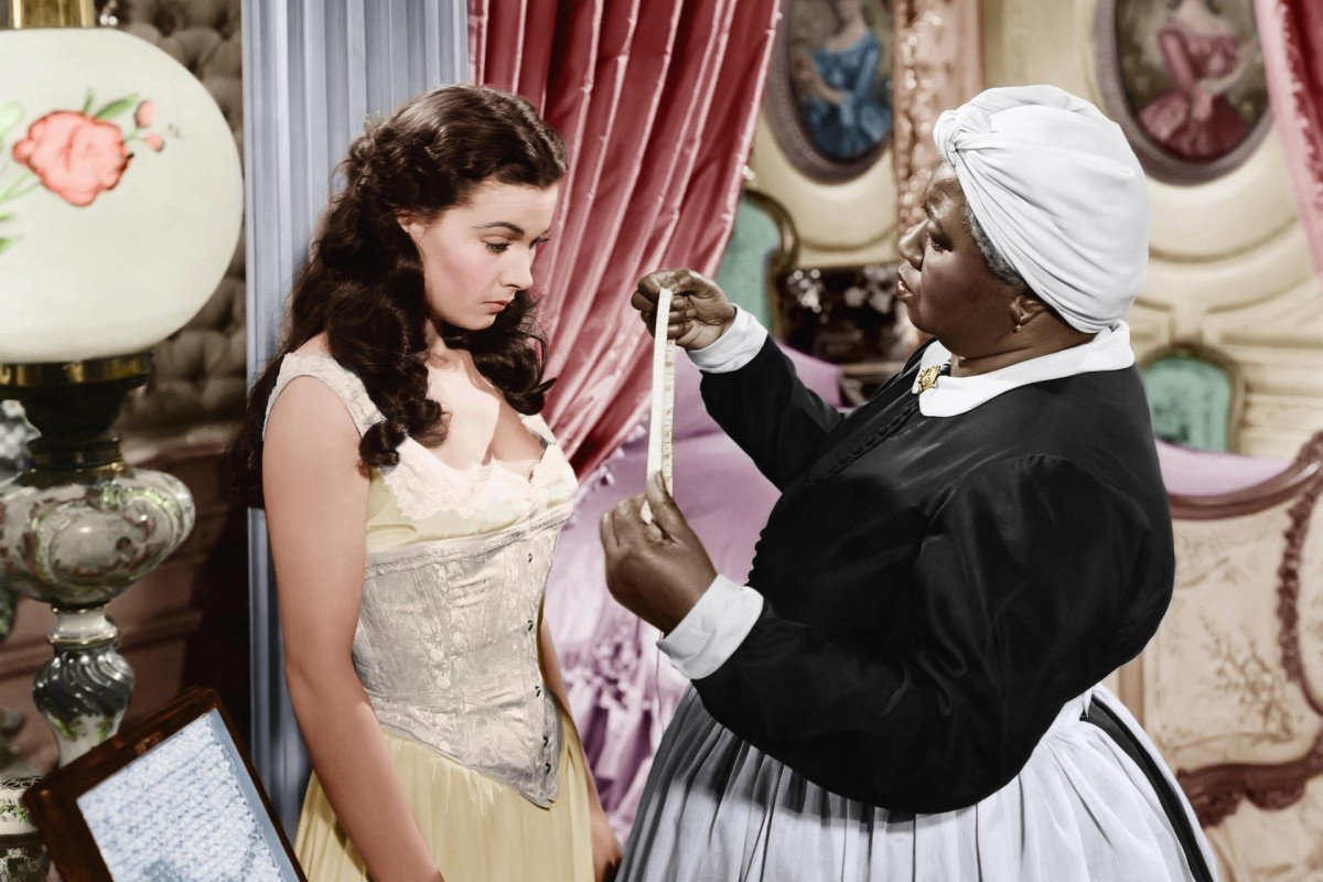 Rewind film: Gone with the Wind, directed by Victor Fleming and ...