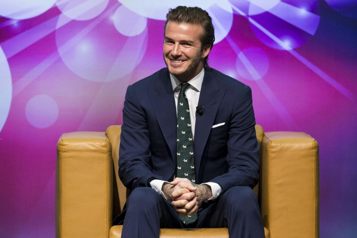 f30443e3f486 David Beckham the businessman is aiming as high as he did as a player, but