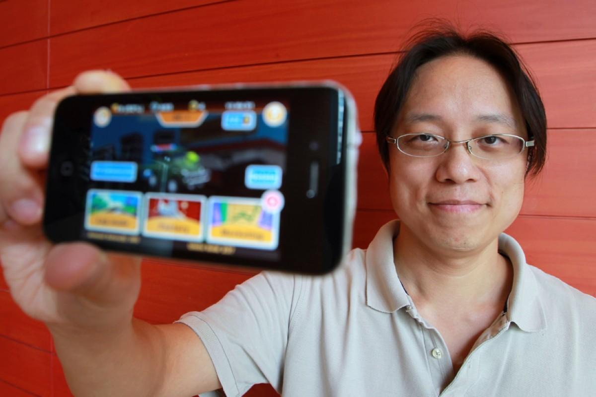 Yat Siu, CEO of Outblaze