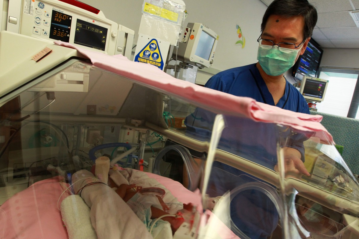 Baby may have been crushed to death | South China Morning Post