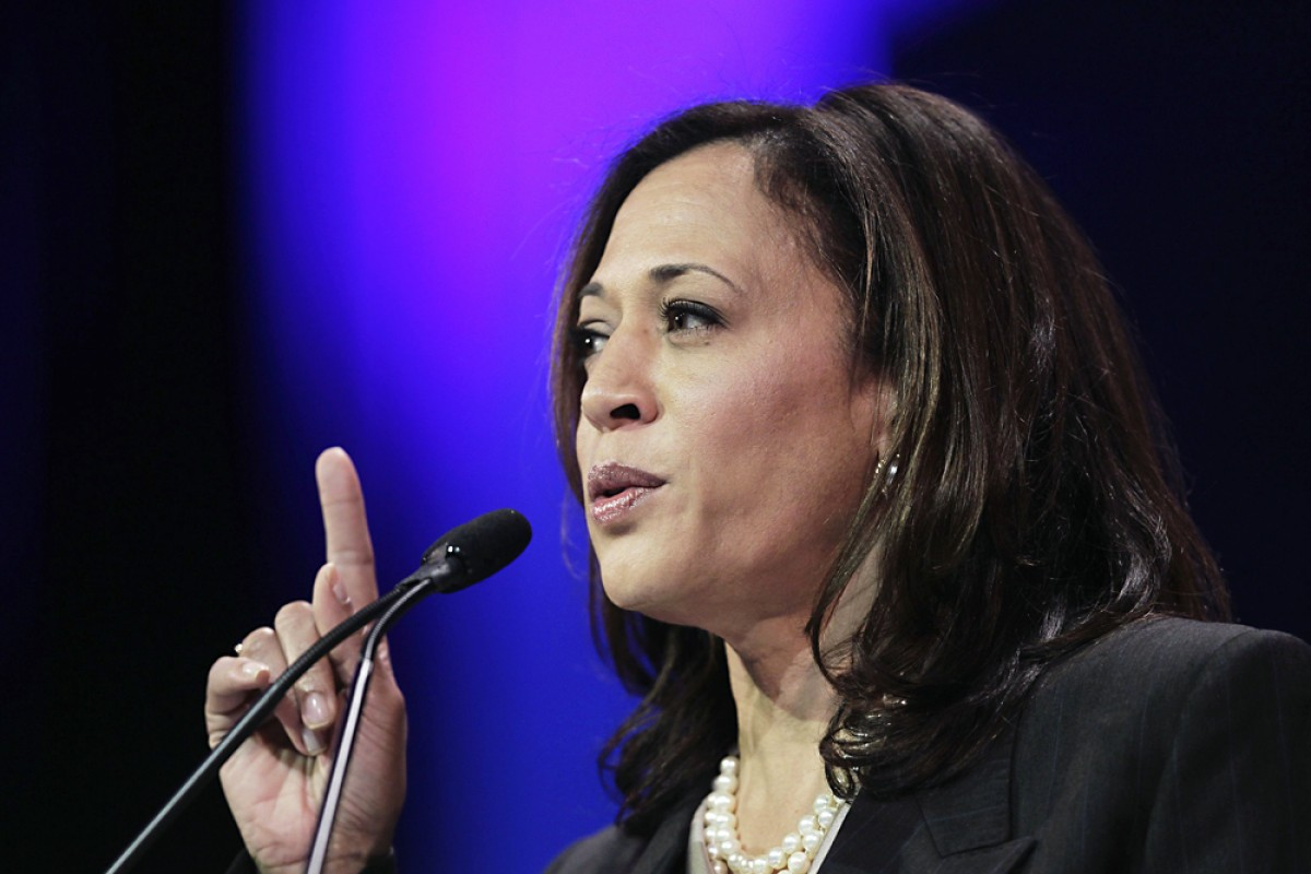 Cybercriminals Target California Says State Attorney General Kamala Harris South China Morning Post