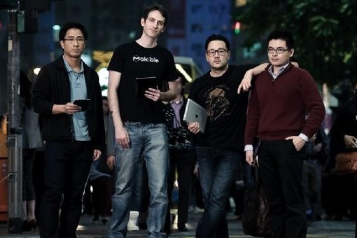 Startup Grind Kicks Off in Hong Kong   South China Morning Post