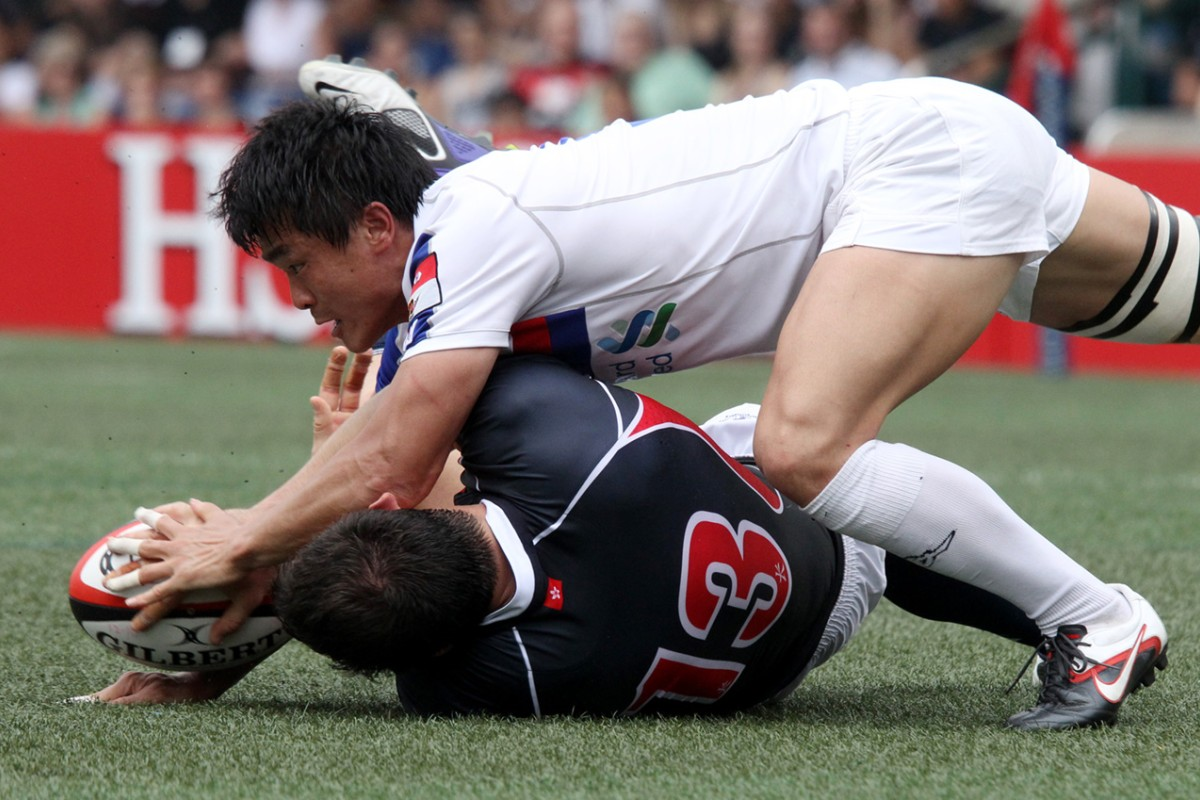 2dfc2331c52 South Korea pride themselves on their power and discipline at the break  down and Hong Kong