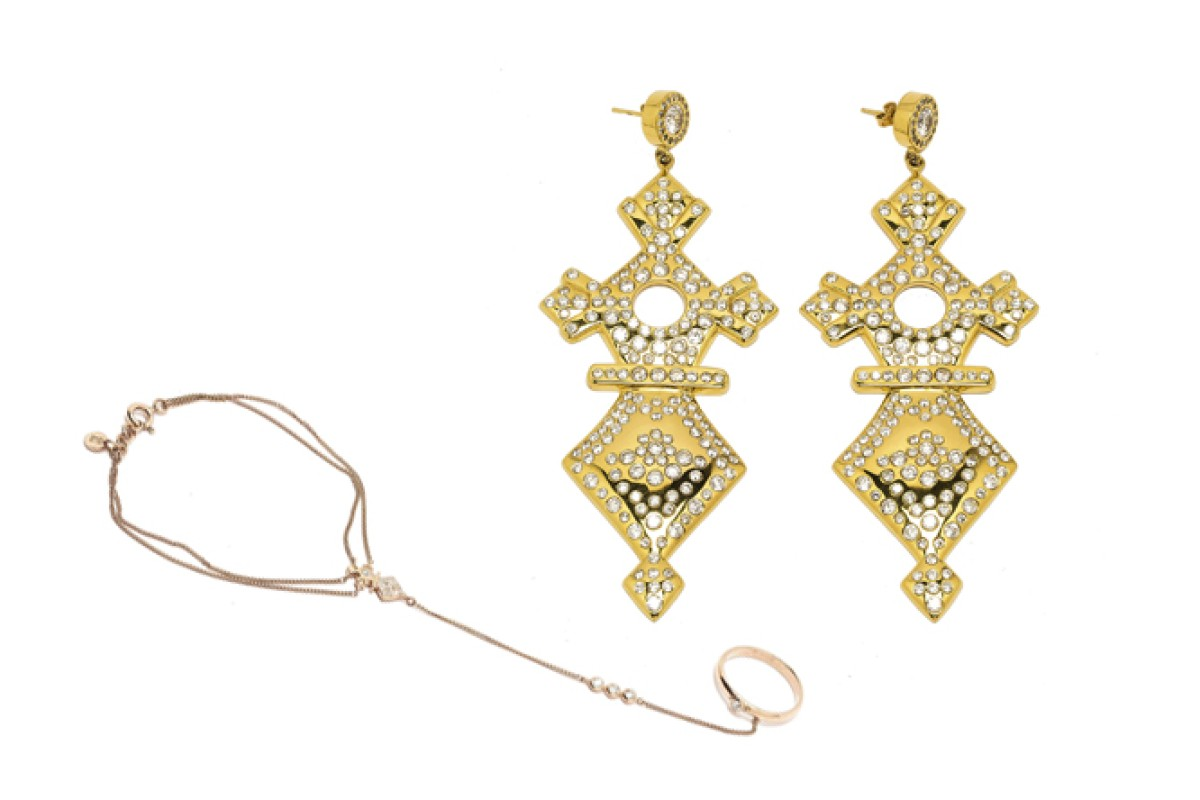 b1341a198 Hong Kong celebrity Gaile Lai Kei-yi and Australian Ozlem Esen launched  jewellery label Smoky Roses by Gia last year. Born to a Chinese father and  ...