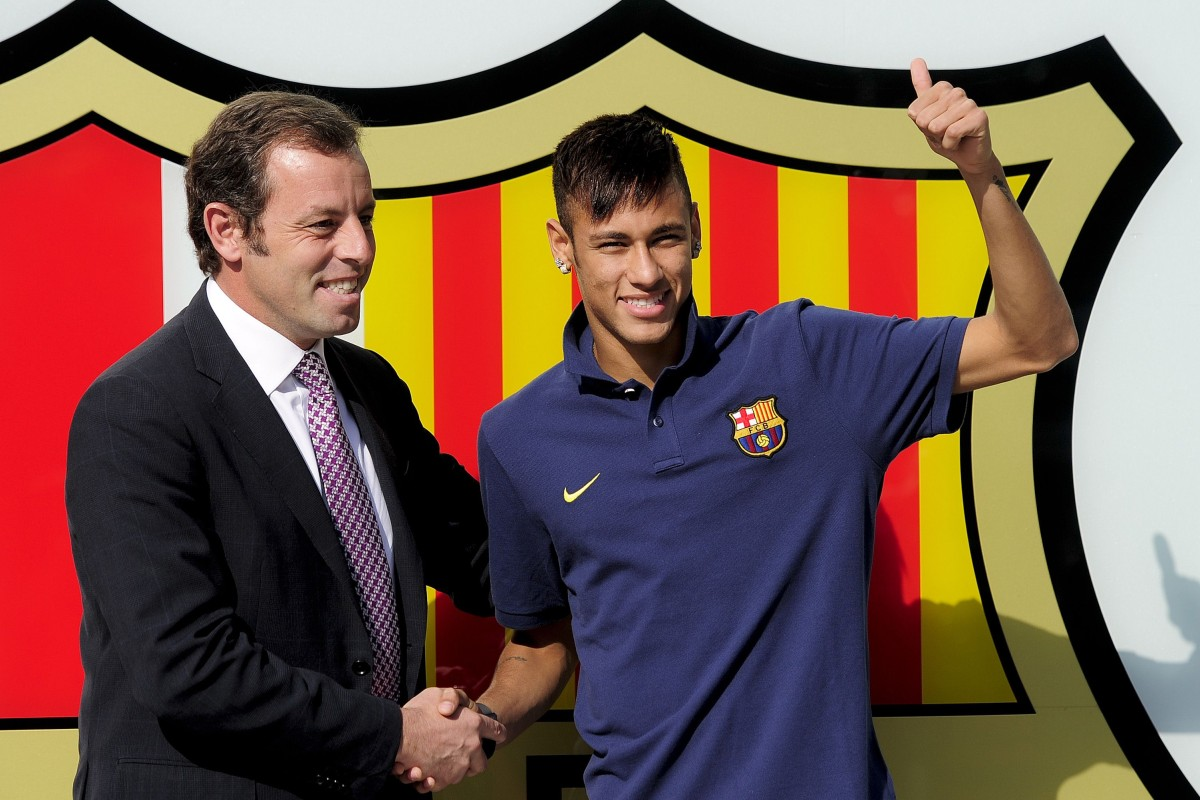 Sandro Rosell ordered to appear in court as suspect in Neymar tax ...