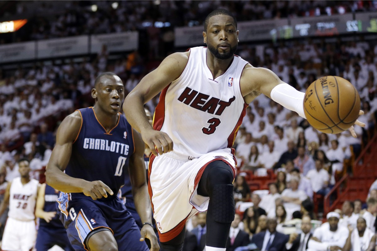 Miami Heat 'is where the heart is' for Dwyane Wade | South
