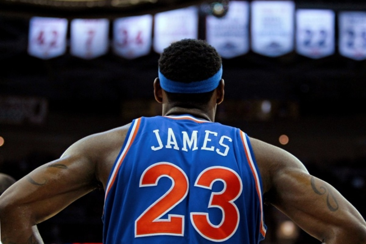 free shipping 31b83 4dbd7 Right field: LeBron James' homecoming is heartfelt decision ...