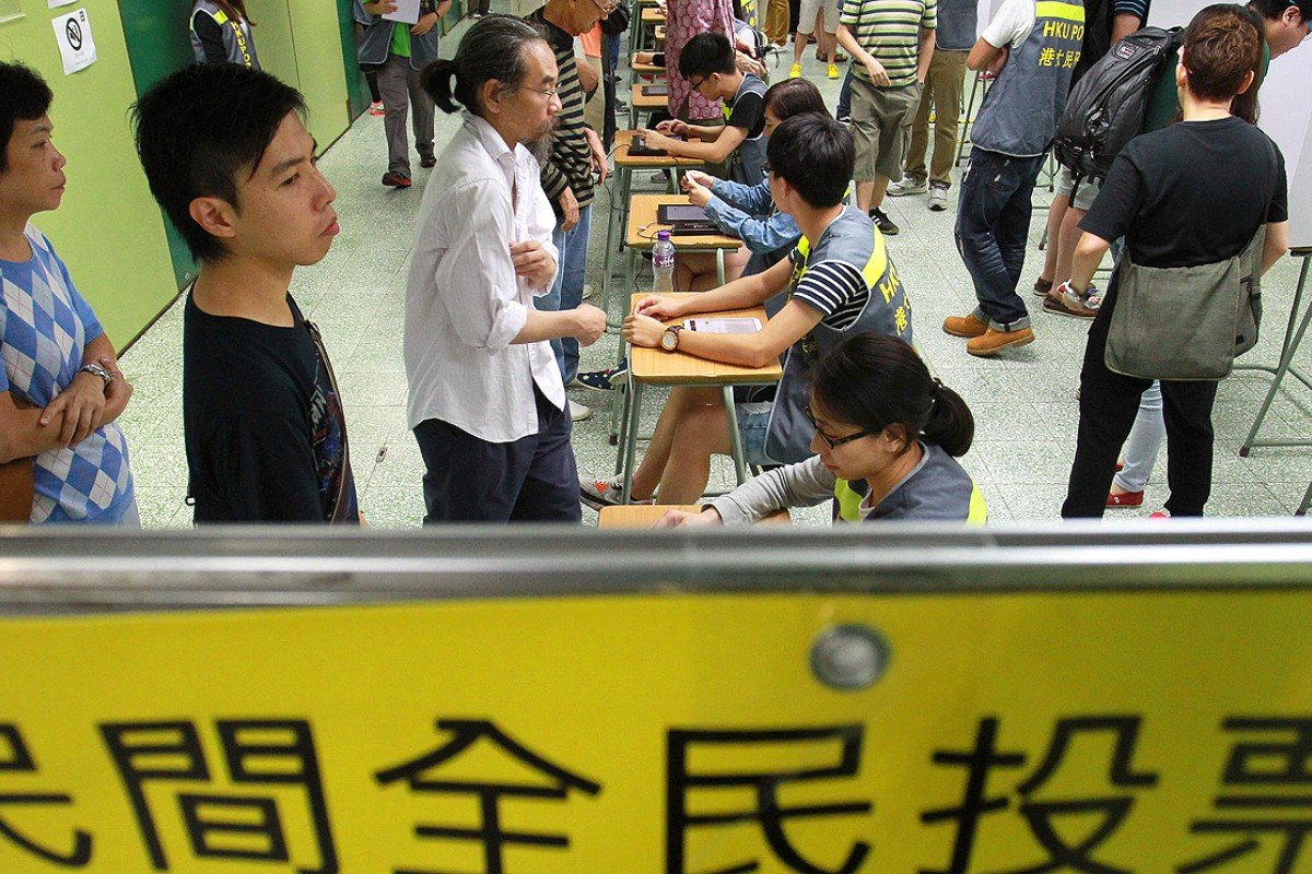 Hongkongers losing faith that city is stable, democratic and